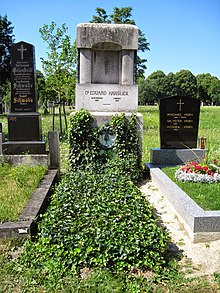 Grave of Dr. Eduard Hanslick, Zentralfriedhof, Vienna (Source: Wikimedia)