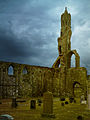 Graveyard in St Andrews Cathedral, Scotland.jpg