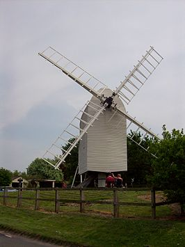 Molen van Great Chishill
