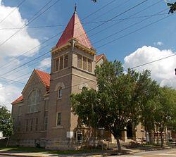 First Methodist Church Alexandria Louisiana Wikipedia