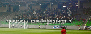 Green Dragons - Green Dragons in 2010