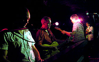 Green on Red - Image: Green On Red at King Tuts