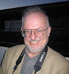 Photo de Greg Bear