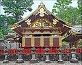 Grenier sacré du sanctuaire shinto Toshogu de Nikko (Japon (41443244560).jpg