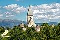 Griffen Untergreutschach 5 Pfarrkirche hl. Martin W-Ansicht 26052017 5155.jpg
