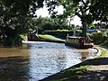 Grindley Brook Locks, bottom pond - geograph.org.uk - 52848.jpg