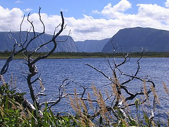 Gros Morne National Park - Western Brook Pond