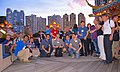 Group Photo, WikiSym+OpenSym2013, Hong Kong 01.jpg
