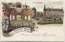 Hotel Rheinischer Hof Duisburg Homepage
