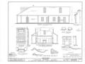 Guadalupe Rancho Adobes, 114 and 120 Third Avenue, Guadalupe, Santa Barbara County, CA HABS CAL,42-GUAD,1- (sheet 6 of 6).png
