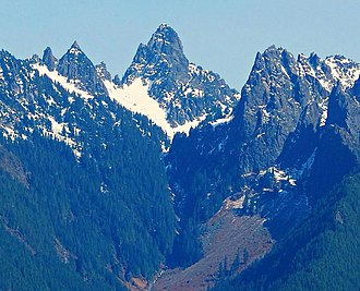 Gunn Peak - Gunn Peak