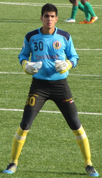 I-League - Gurpreet Singh Sandhu underwent trials at then Premier League side Wigan Athletic and finally signing for Stabæk Fotball, Norway in 2014.