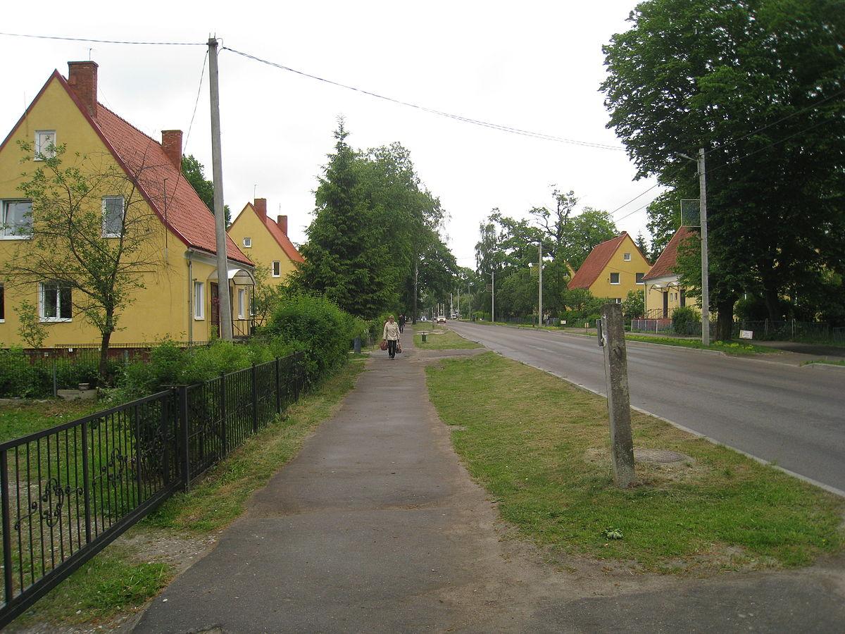 Гурьевск (Калининградская область) — Википедия