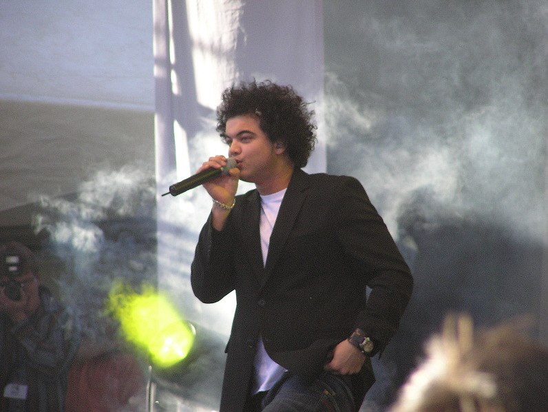 Guy Sebastian at Australian Gospel Music Fesitval 11 April 2004 (1)
