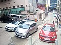 HK 上環 Sheung Wan 太平山街 Tai Ping Shan Street outdoor car park Pound Lane Feb-2018 Lnv2.jpg