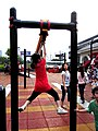 HK 中山紀念公園 Sun Yat Sen Memorial Park Playground 03 visitors Playground visitors April-2012.jpg