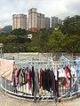 HK 華富邨 Wah Fu Estate 花園平台 platform view 薄扶林花園 Pok Fu Lam Gardens Mar-2012.jpg