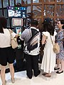HK 西九龍 West Kowloon 圓方購物商場 Elements Shopping mall interior May 2019 SSG 07.jpg