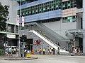 HK Chai Wan Road Municipal Services Building escalators Sept-2012.JPG