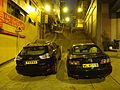 HK Sheung Wan 上環 磅巷 Pound Lane Tai Ping Shan Street carpark night Feb-2016 DSC.JPG