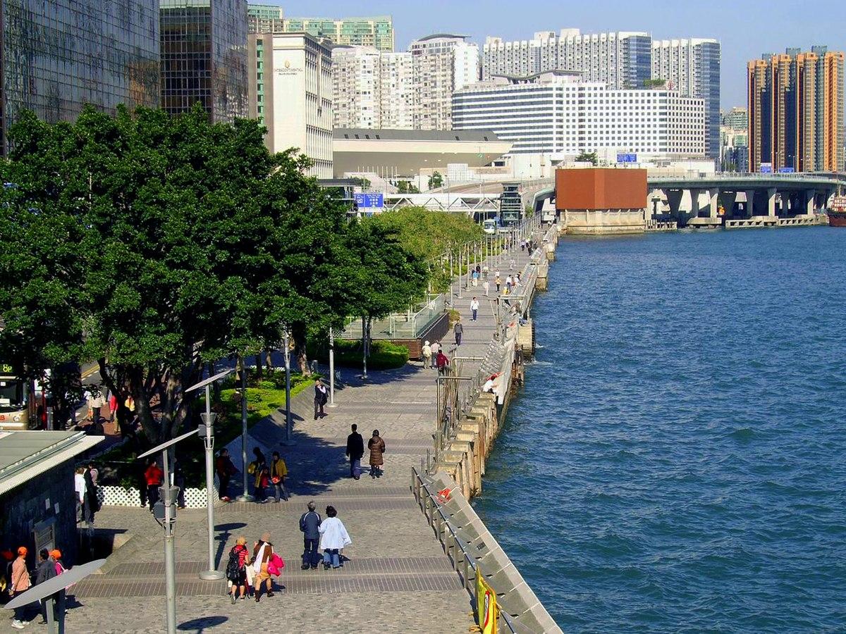 Tsim Sha Tsui Waterfront Revitalisation Plan Wikipedia