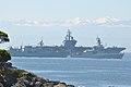 HMCS Vancouver HMCS Algonquin USS Ronald Reagan.jpg