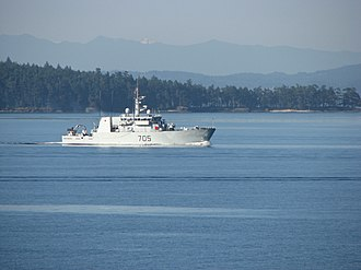 HMCS Whitehorse - Image: HMCS Whitehorse