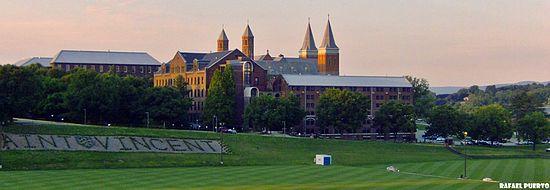 St Vincent College Pa Virtual Tour