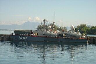 Angolan Navy - Image: HQ 359 2007