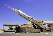 HQ USAF Test Pilot School - Edwards AFB California