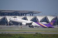 HS-TKK - B77W - Thai Airways