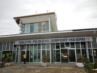 Lifuka Island Airport airport in Lifuka, Tonga