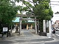 Hachiouji-kasuga Jinja 20131031.JPG