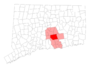 Haddam, Connecticut - Image: Haddam CT lg