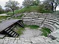 Hadrianic Odeon in Troy IX (Ilion), Turkey.jpg