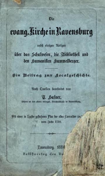 File:Hafner Evangelische Kirche Ravensburg.djvu