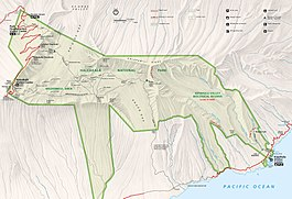 Haleakala National Park map 2008.08.jpg