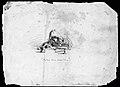 Half-length Figure in a Monk's Cowl (Possibly a Self-portrait) (from Sketchbook) MET 196265.jpg