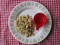 Half a cup of quinoa.JPG