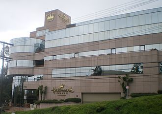 Hallmark Channel - Hallmark Channel's headquarters in Studio City, California.