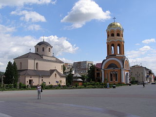 Place in Ivano-Frankivsk Oblast, Ukraine