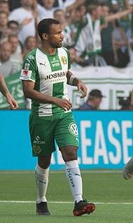 Serge-Junior Martinsson Ngouali footballer