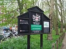 Hampstead Heath entrance south.JPG