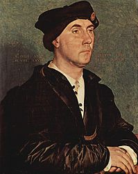 Hans Holbein: Portrait of Sir Richard Southwell