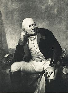 Hans Moritz von Brühl, the father of Carl, in a 1796 portrait by Anton Graff (Source: Wikimedia)