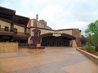 Hard Rock Hotel and Casino (Stateline) - Image: Hard Rock Casino, Stateline NV 74 panoramio