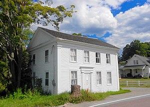 Harford Township, Susquehanna County, Pennsylvania - Image: Harford Susque Co PA house 2