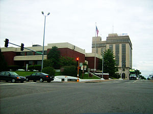 Harrisburg, IL Courthouse & Bank.jpg