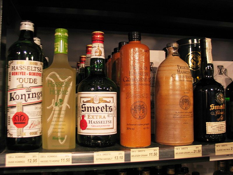 Bebidas típicas da Bélgica