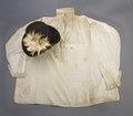Hatt (Karl XIII) och skjorta (Karl XIII) - Livrustkammaren - 33894.tif